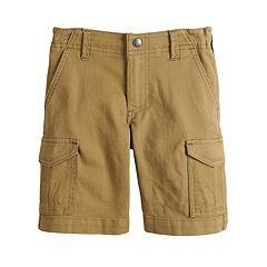 Boys 4-7x Lee Dungaree Active Stretch Cargo Shorts