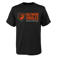 Boys 4-18 Baltimore Orioles Achievement Tee