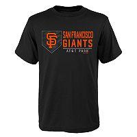 Boys 4-18 San Francisco Giants Achievement Tee