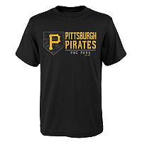 Boys 4-18 Pittsburgh Pirates Achievement Tee