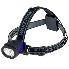 Wakeman Outdoors LED 160-Lumen Head Lamp