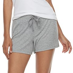 Women's SONOMA Goods for Life™ Ribbed Pajama Shorts