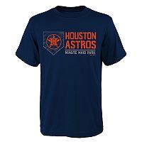 Boys 4-18 Houston Astros Achievement Tee