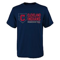Boys 4-18 Cleveland Indians Achievement Tee