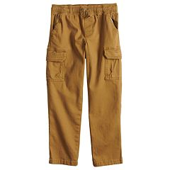Toddler Boy Jumping Beans® Twill Cargo Pants