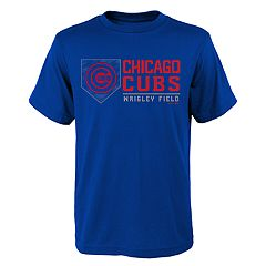 Boys 4-18 Chicago Cubs Achievement Tee