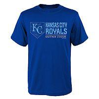 Boys 4-18 Kansas City Royals Achievement Tee