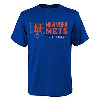 Boys 4-18 New York Mets Achievement Tee