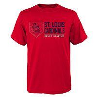 Boys 4-18 St. Louis Cardinals Achievement Tee