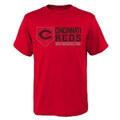 Boys 4-18 Cincinnati Reds Achievement Tee