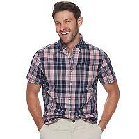 Men's SONOMA Goods for Life™ Slim-Fit Poplin Button-Down Shirt