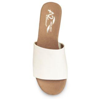 A2 by Aerosoles Sunflower Women's Wedge Sandals