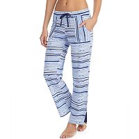 Women's Jockey Striped Pajama Pants