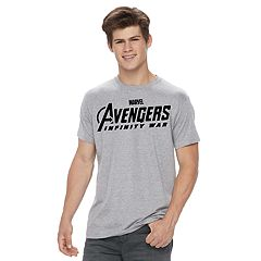 Men's Marvel Comics Avengers Logo Tee