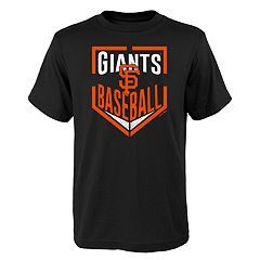 Boys 4-18 San Francisco Giants Run Scored Tee