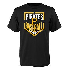 Boys 4-18 Pittsburgh Pirates Run Scored Tee