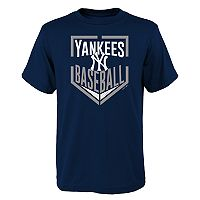 Boys 4-18 New York Yankees Run Scored Tee