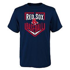 Boys 4-18 Boston Red Sox Run Scored Tee