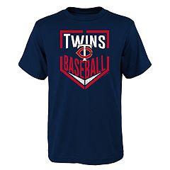 Boys 4-18 Minnesota Twins Run Scored Tee