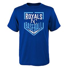 Boys 4-18 Kansas City Royals Run Scored Tee