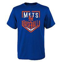 Boys 4-18 New York Mets Run Scored Tee