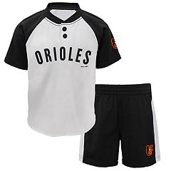 Toddler Baltimore Orioles Awesome Tee & Shorts Set