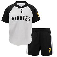 Toddler Pittsburgh Pirates Tee & Shorts Set