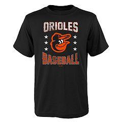 Boys 4-18 Baltimore Orioles Triple Play Tee