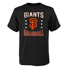 Boys 4-18 San Francisco Giants Triple Play Tee