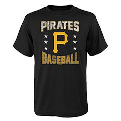 Boys 4-18 Pittsburgh Pirates Triple Play Tee