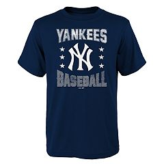 Boys 4-18 New York Yankees Triple Play Tee