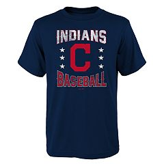 Boys 4-18 Cleveland Indians Triple Play Tee
