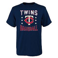 Boys 4-18 Minnesota Twins Triple Play Tee