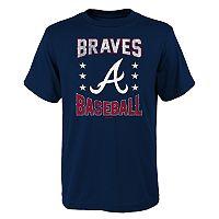 Boys 4-18 Atlanta Braves Triple Play Tee