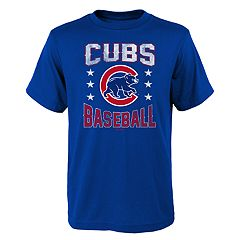Boys 4-18 Chicago Cubs Triple Play Tee