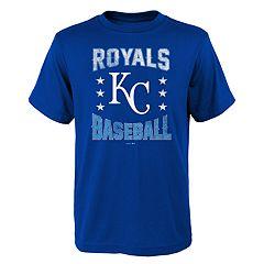 Boys 4-18 Kansas City Royals Triple Play Tee