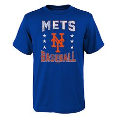 Boys 4-18 New York Mets Triple Play Tee