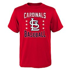 Boys 4-18 St. Louis Cardinals Triple Play Tee