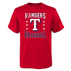Boys 4-18 Texas Rangers Triple Play Tee