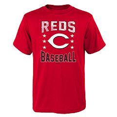 Boys 4-18 Cincinnati Reds Triple Play Tee
