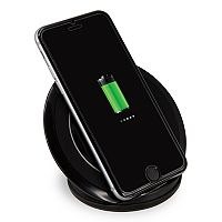 iLive Qi Fast Charge Wireless Charger