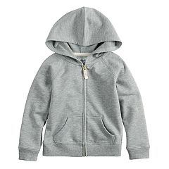 Toddler Girl Jumping Beans® Glitter Hoodie