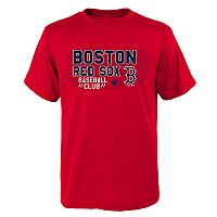 Boys 4-18 Boston Red Sox Pinch Hitter Tee