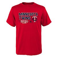 Boys 4-18 Minnesota Twins Pinch Hitter Tee