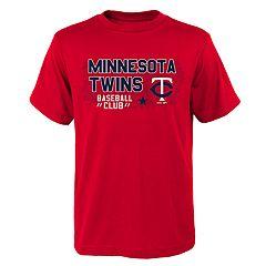 Boys 4-18 Minnesota Twins Pinch Hitter Tee