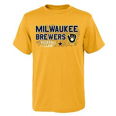 Boys 4-18 Milwaukee Brewers Pinch Hitter Tee