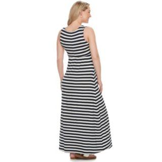 Maternity a:glow Essential Maxi Dress