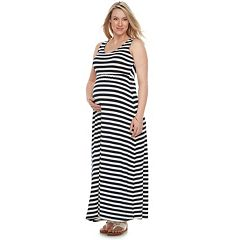 Maternity a:glow Essential Maxi Dress