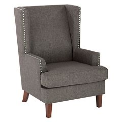HomePop Tamarisk Wingback Accent Chair