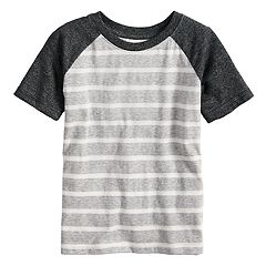 Boys 4-10 Jumping Beans® Striped Raglan Top